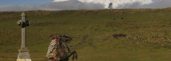 Los chagras, los auténticos vaqueros andinos