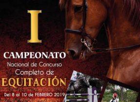 I Campeonato Nacional de Concurso Completo de Equitacion!!