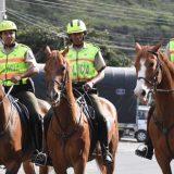 Caballos, actores silenciosos en los patrullajes para la prevención de delitos